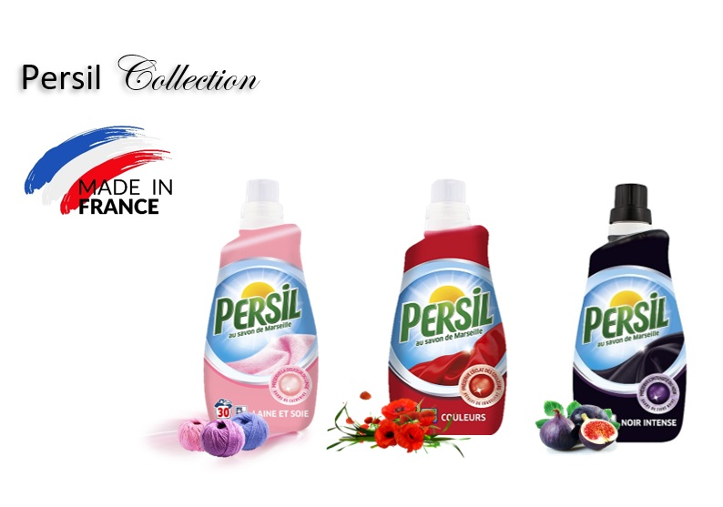 Persil COLLECTION - prací gely