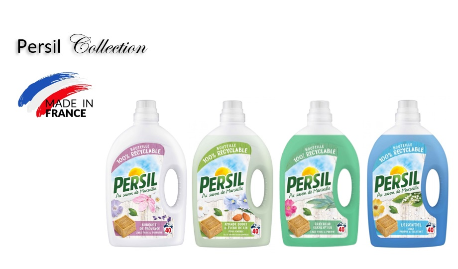 Persil COLLECTION 2 - prací gely