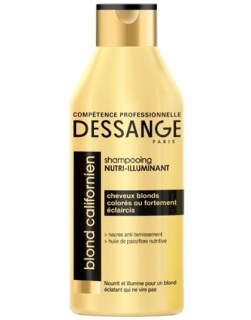 Šampon DESSANGE Paris - Blond Californien 250ml